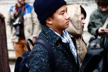 Streetsnaps: Tommy Ton @ Paris Fashion Week