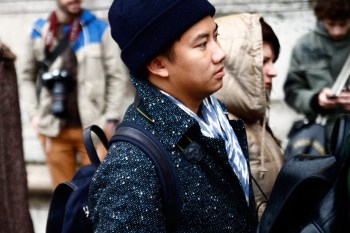 Streetsnaps: Tommy Ton @ Paris Fashion Week