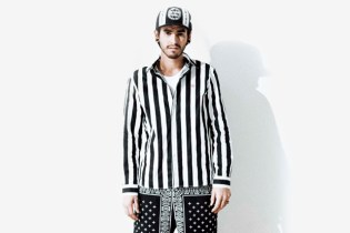 Stussy Japan 2012 Spring Collection Lookbook