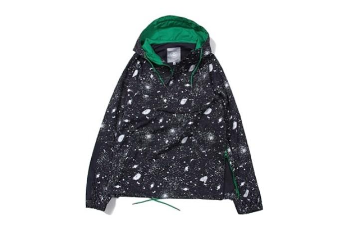 Stussy 2012 Spring Galaxy Jacket