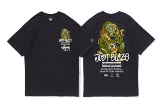 Stussy x Magic Stick x Just Blaze MAKE OR TAKE T-Shirt