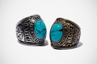 SWAGGER 2012 Spring/Summer College Rings