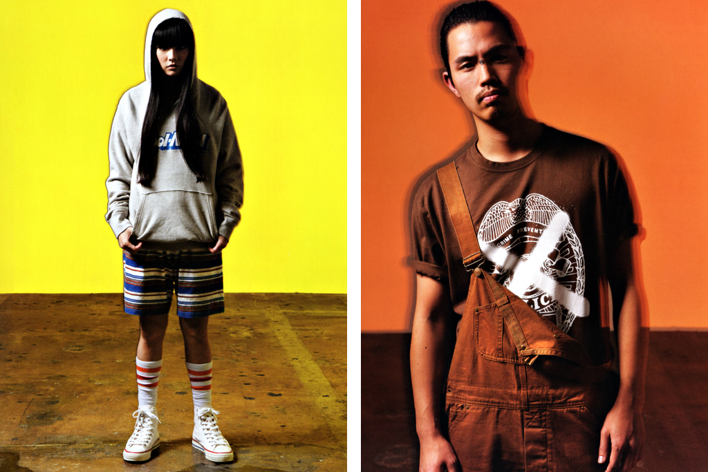 "SWAGGER 2012 Spring/Summer ""WE BELIEVE IN PARADISE"" Collection"