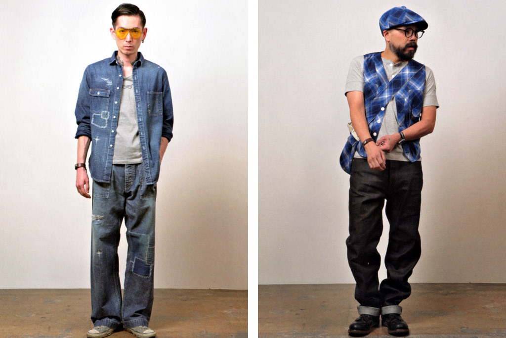 "SWG BLACK PLATINUM 2012 Spring/Summer ""NAVY BLUE"" Collection"