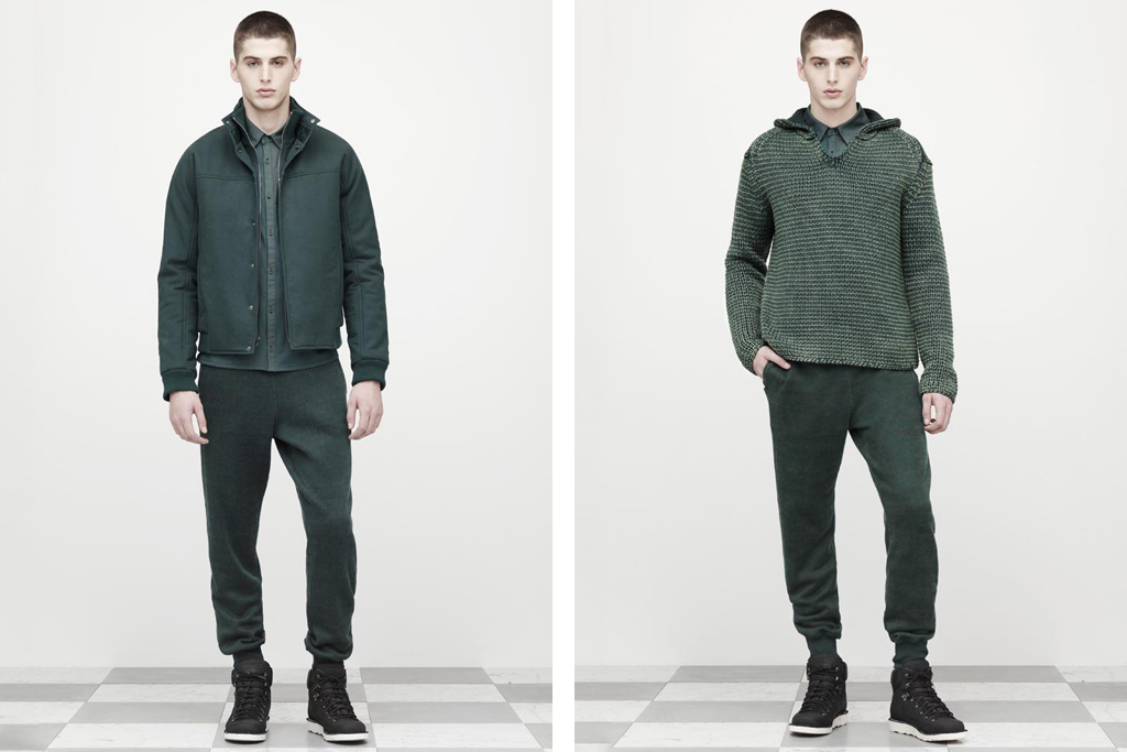 T by Alexander Wang 2012 Fall/Winter Collection