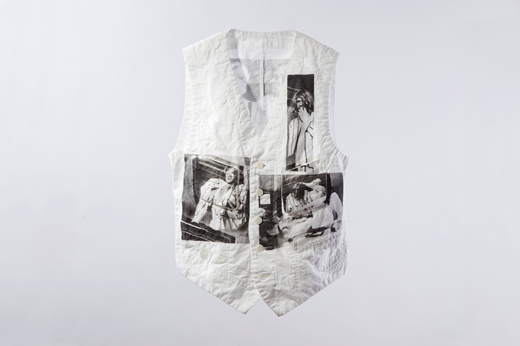 TAKAHIROMIYASHITA TheSololst. x SPADE x EYESCREAM 2012 Capsule Collection