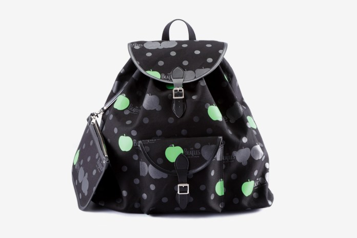 The Beatles x COMME des GARCONS 2012 Spring Rucksacks