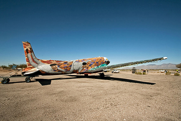 "The Boneyard Project ""Return Trip"" @ Pima Air & Space Museum"