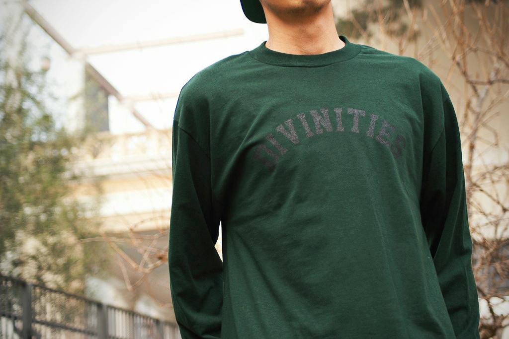 The Divinities New Year's Release