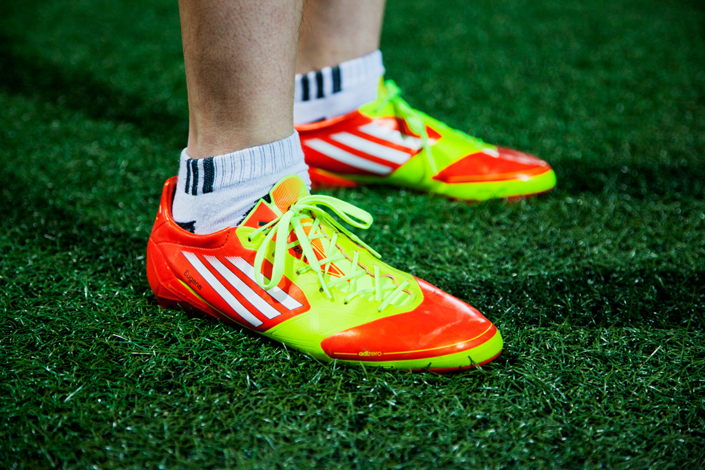 the review adidas adizero f50 micoach