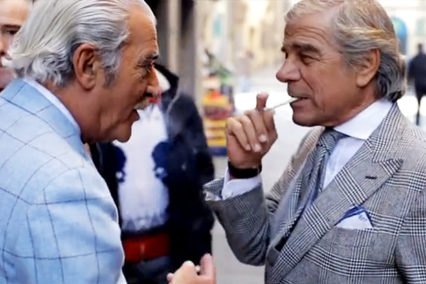 """The Sartorialist """"Lunch for 25"""" Preview"""