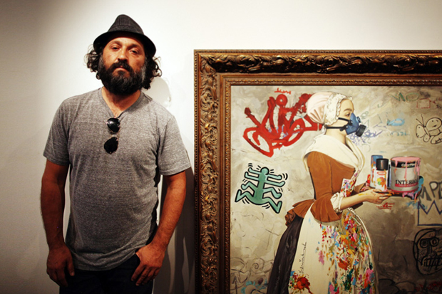 The Talks: Mr. Brainwash
