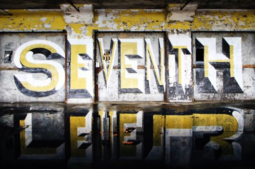 The Seventh Letter: Reflections by Roid MSK/HA