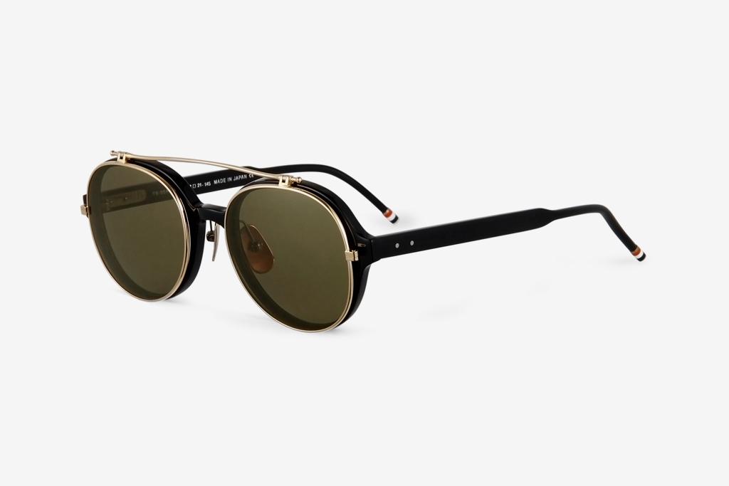 Thom Browne License Deal with Dita 2012 Spring/Summer Eyewear