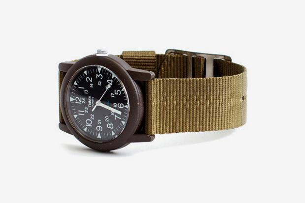 "Timex Camper ""Olive Green"""