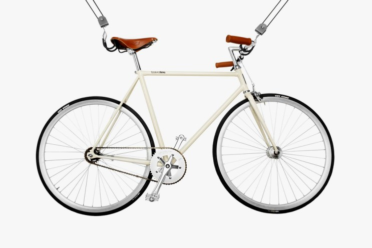 Travelteq x Cicli Maestro Bicycle