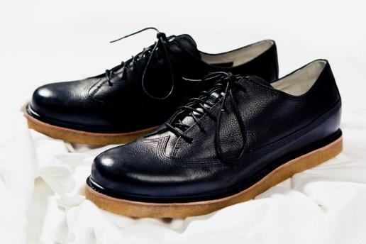 Tsubo 2012 Spring/Summer Hesperia Derby Shoe