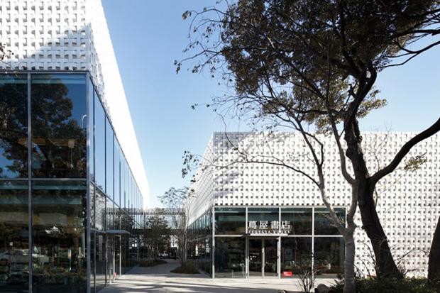 Tsutaya Books by Klein Dytham architecture