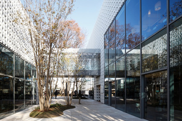 Tsutaya Books by Klein Dytham architecture