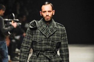 Umit Benan 2012 Fall/Winter Collection