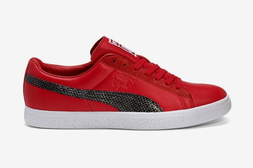 Undefeated x PUMA 2012 Spring/Summer Clyde Snakeskin Pack