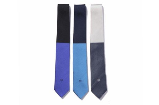 uniform experiment Two-Tone Narrow Neckties