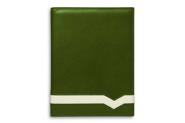 Valextra Leather iPad Case