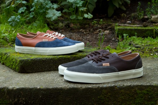 Vans California 2012 Spring Era Decon Pro Pack