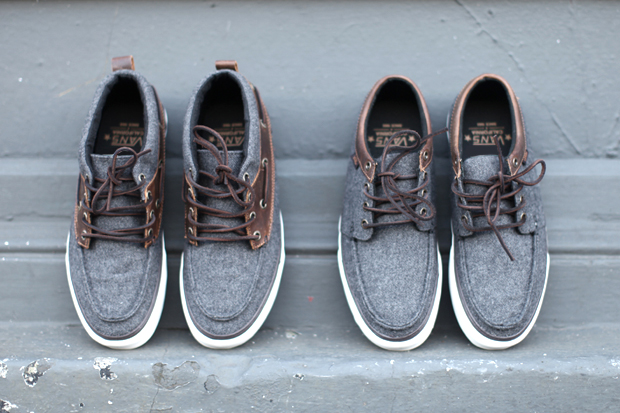 Vans California 2012 Spring Wool Pack