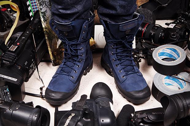 VBS.tv x Palladium Pampa Tactical Boot