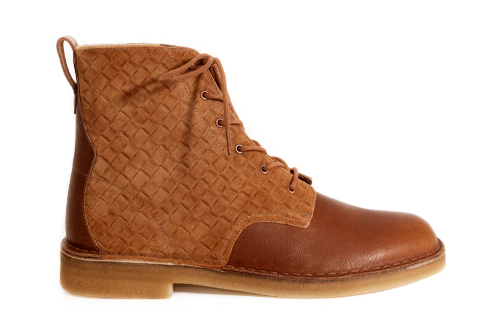 Velour x Clarks Originals 2012 Fall/Winter Desert Mali Boots