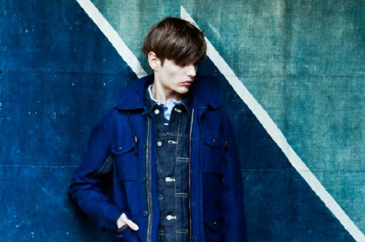 visvim 2012 Spring/Summer Lookbook Preview