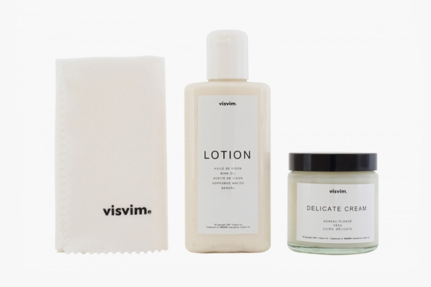 visvim SUEDE & SHOE CARE KIT