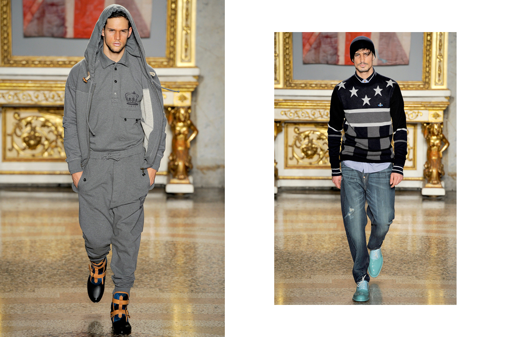 vivienne westwood 2012 fallwinter collection
