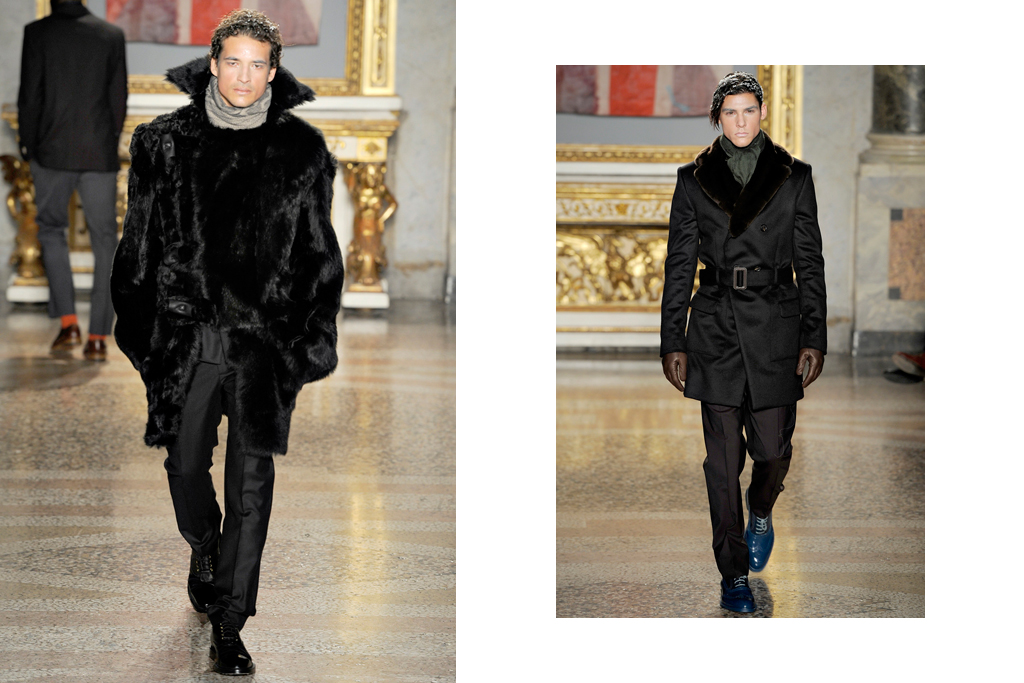 Vivienne Westwood 2012 Fall/Winter Collection