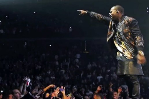 """VOYR: Kanye West and Jay-Z """"Watch the Throne"""" Tour Recap"""