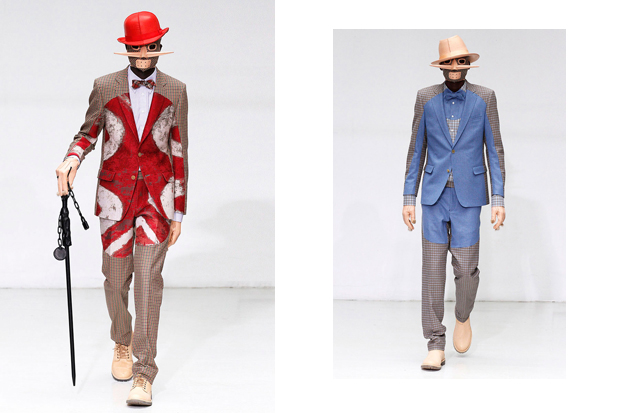 Walter Van Beirendonck 2012 Fall/Winter Collection
