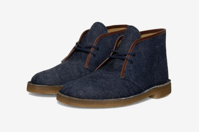 Warehouse & Co. x Clarks Originals Desert Boot