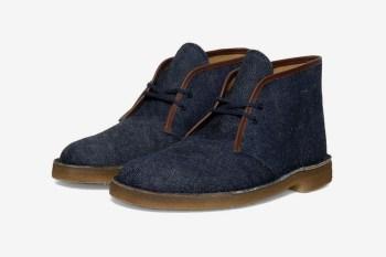 Warehouse & Co. x Clarks Originals Desert Boot