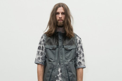 White Mountaineering 2012 Spring/Summer Collection Lookbook
