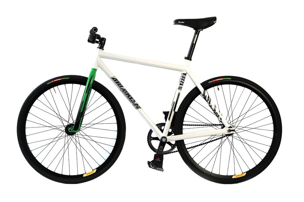 Win Mountain Dew's Green Label Exclusives Chari & Co. x Brooklyn Machine Works Bike!