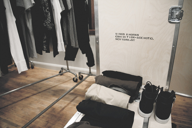 wings + horns 2012 Fall/Winter Collection Preview