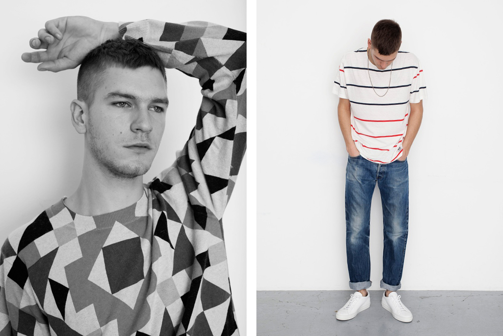 wood wood 2012 springsummer lookbook