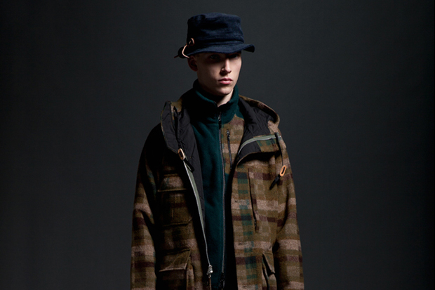 Woolrich Woolen Mills 2012 Fall/Winter Collection