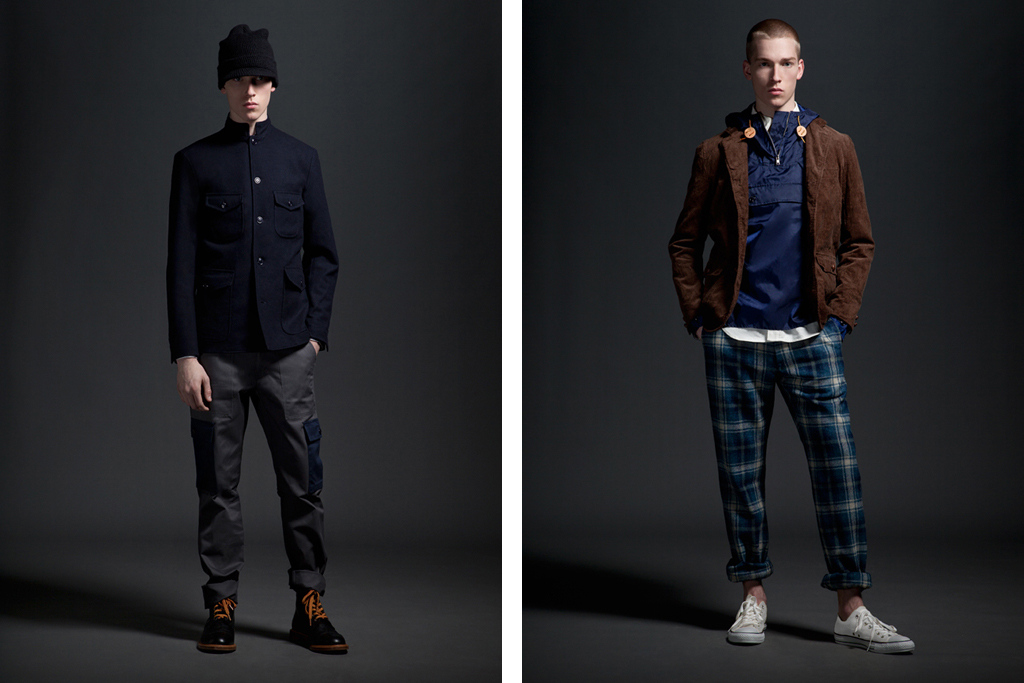 woolrich woolen mills 2012 fallwinter collection