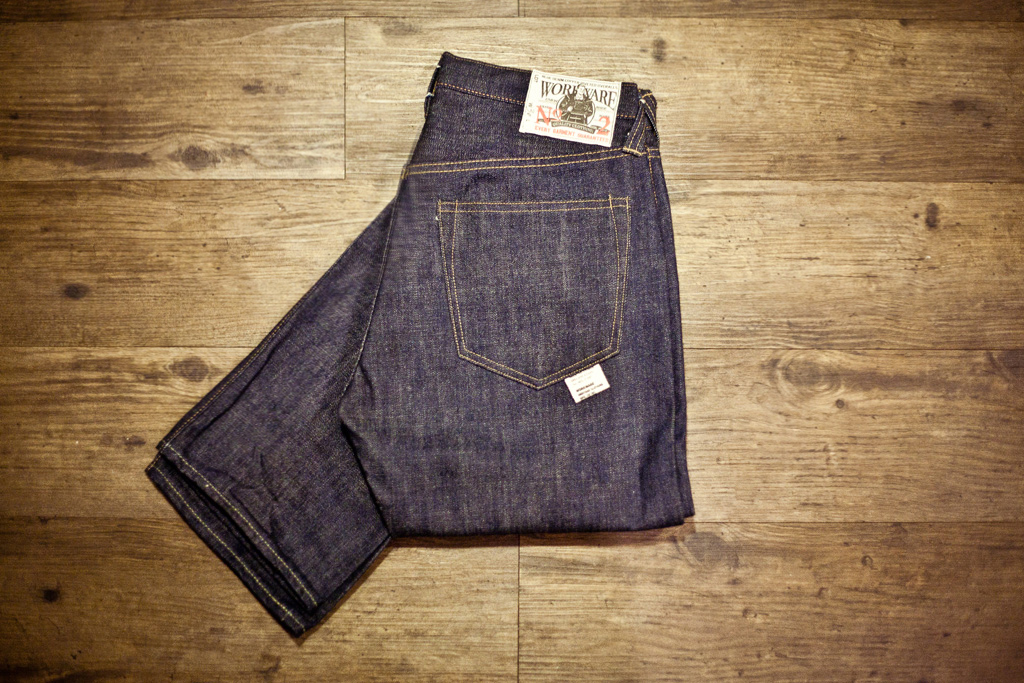 Workware Heritage Clothing No.02 Denim