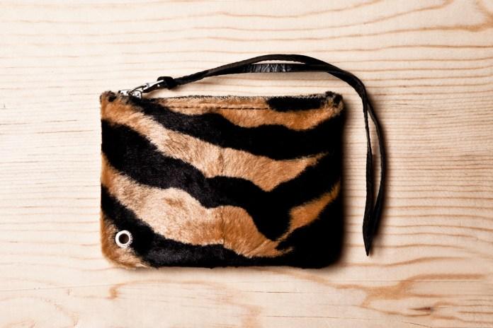 WTAPS Tiger Stripe Pouch