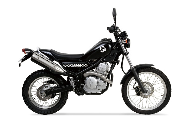 xlarge x yamaha ty s motorcycle