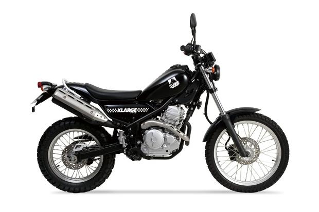 XLARGE x Yamaha TY-S Motorcycle