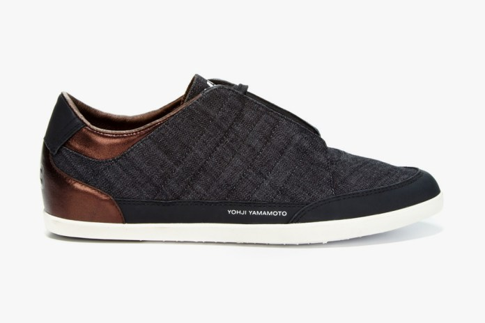 Y-3 2012 Spring/Summer Honja Low Top